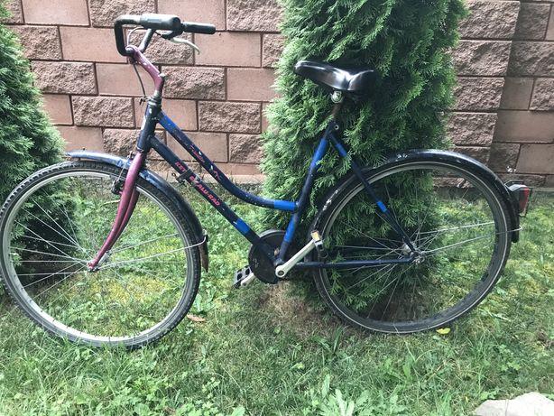 Велосипед Ketler дамський алюмінієвий 1 передача 28 колеса