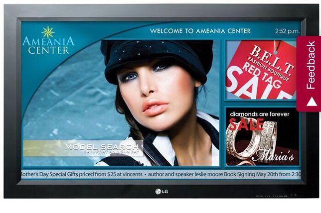 Продам монітор телевізор lg M3204
