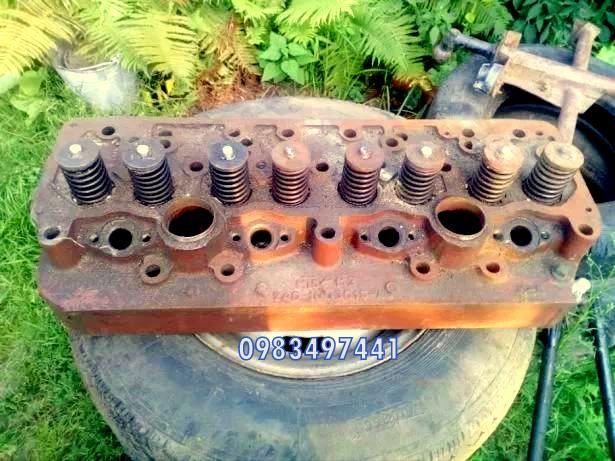 ГБЦ головка блока/двигателя Д240 Д-240 245 МТЗ 80 82 СССР Качественная