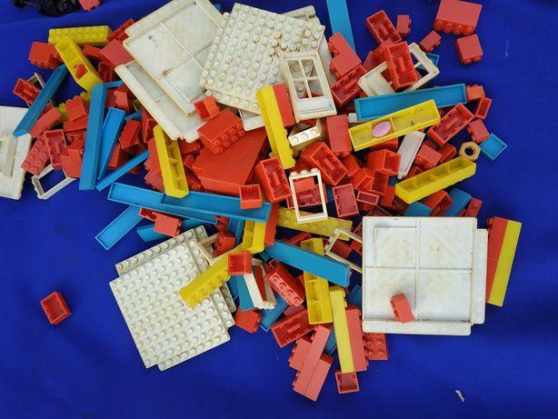 Детский конструктор СССР Лего собири дом
