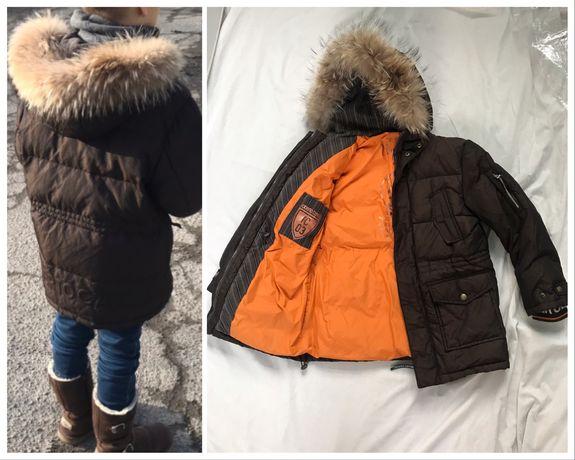 Roberto cavalli пуховик оригинал зимняя куртка calvin ralph moncler
