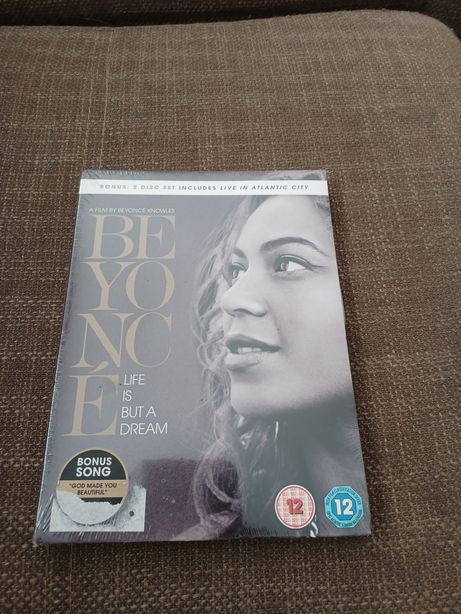 Beyonce Life is but a dream, 2 DVD w folii