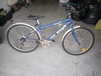 Rower górski dla chłopca