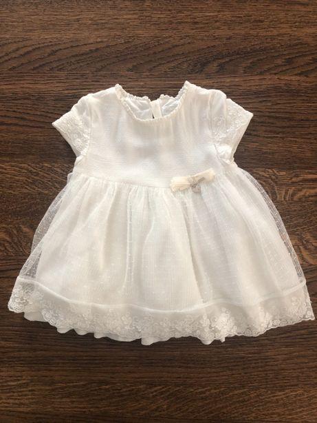 Sukienka Mayoral 4-6 miesięcy