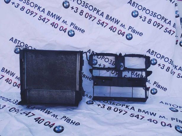 Радиатор, касета бмв х5 е70 ф15 bmw x5 e70 f15