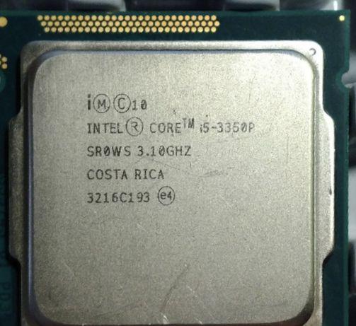 Процессор i5-3350P / 4 Ядра / 3,3GHz / LGA1155