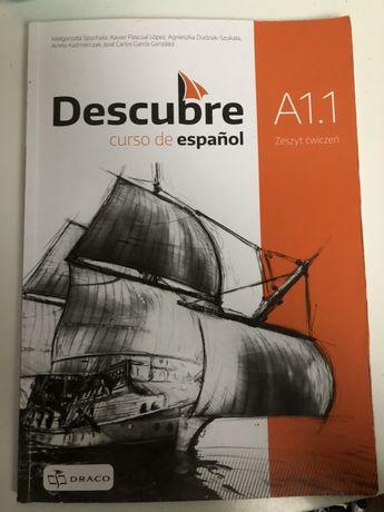 Descubre curso de español A1.1 Zeszyt ćwiczeń ćwiczenia Draco