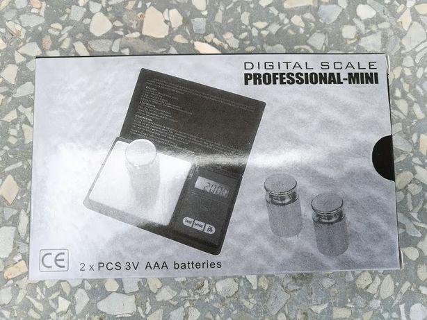 Весы книжкой ювелирные ваги ACS MS 2020 200гр 1000гр