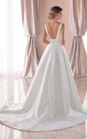 Suknia ślubna stella york 6857