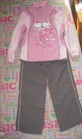 Спортивный костюм девочке 140 см