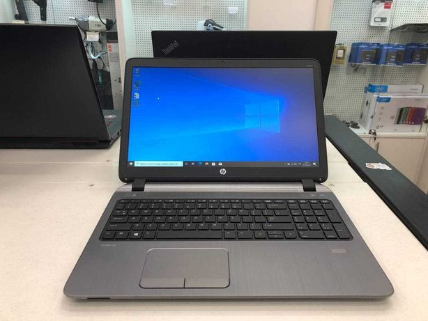 Ноутбук HP ProBook 450G2 i3-4030U 8Ram 180SSD HDMI