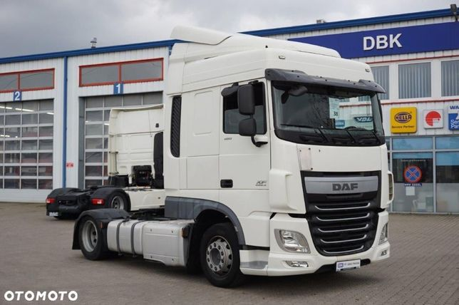Daf Xf 460 Ft (23352) Low Deck Sc