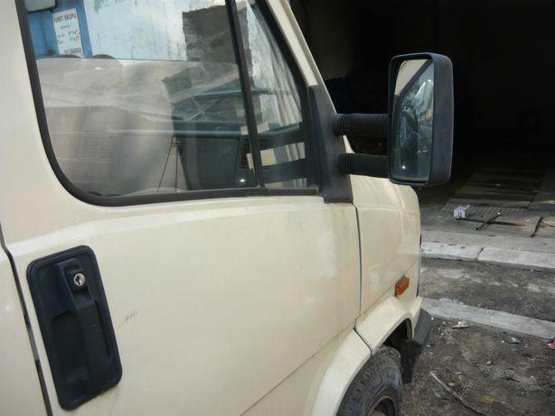 Fiat Dukata pod Kampera