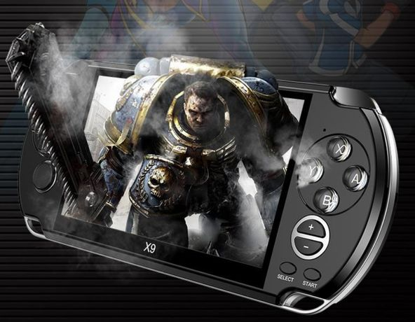Крутая игрушка! Портативная игровая консоль / приставка Х9 PSP