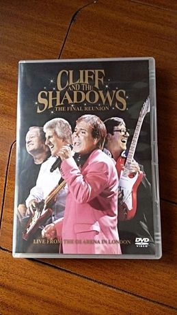 Dvd CLIFF and the Shadows