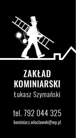 Kominiarz Łukasz Szymański