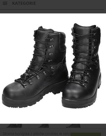 Buty zimowe wojskowe 27+ gratisy