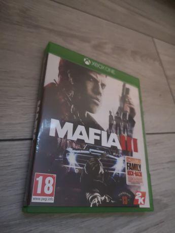 Sprzedam mafia 3 xbox one