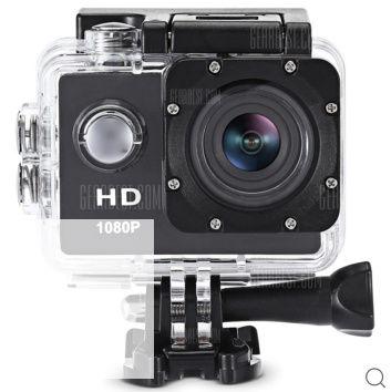 FuriBee F80 - 1080P HD Action Camera - Novo.