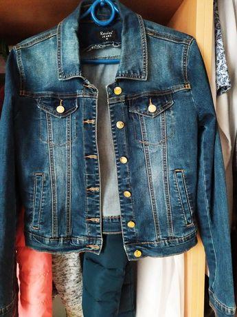 Куртка джинсова жіноча