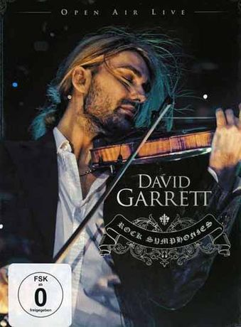 Rock Symphonies: Live on a Summer Night David Garrett (Intérprete) Dav