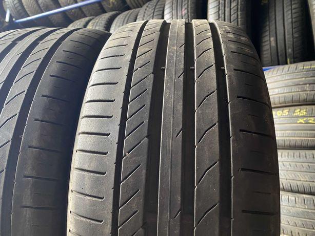 лето 235\40\R18 2015г 6,4мм Continental Sport Contact 5 4шт шины шини