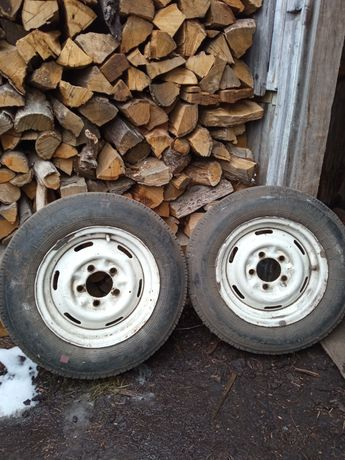 Продам колеса на москвич