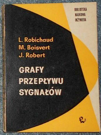 Grafy przepływu sygnałów – Robichaud, Boisvert, Robert