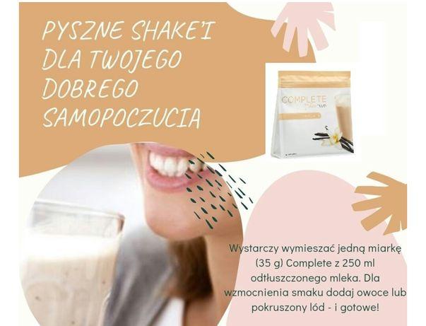 Shake Comlete + dieta GRATIS :)