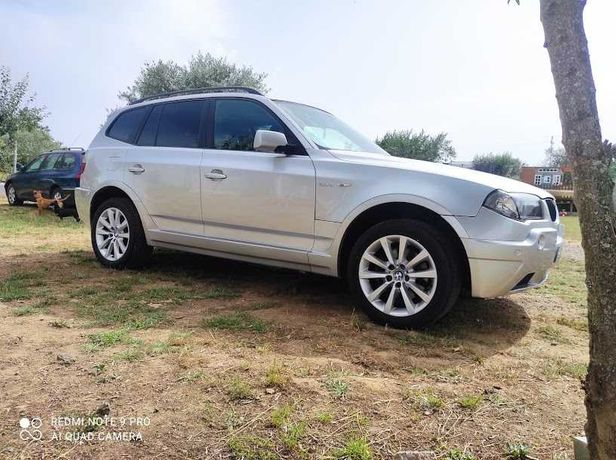 BMW X3 3.0D 04 AUTM.