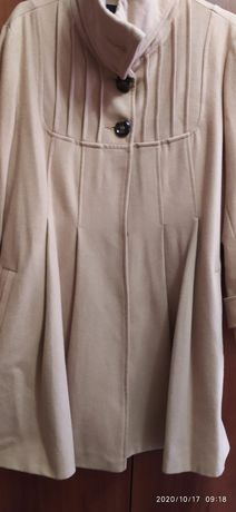 Продам кашемировое пальто для беременных