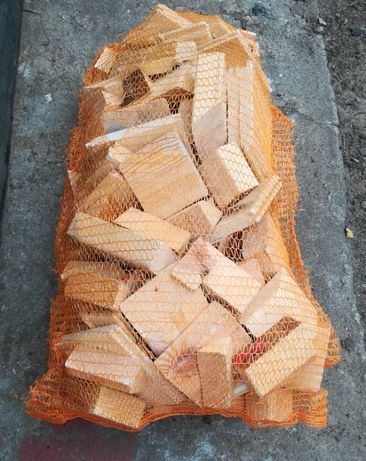 Drewno opałowe sosnowe i bukowe w workach