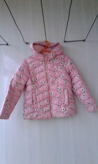 куртка детская демисезонная стеганная 128 см Mayoral