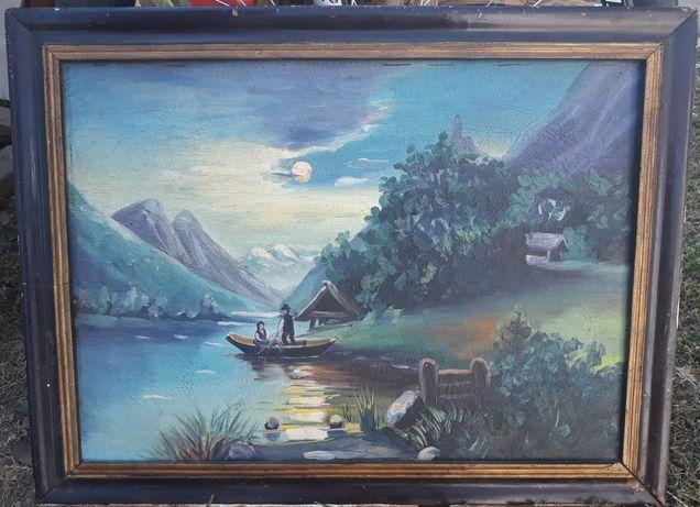 Старинная картина 1962-1963 года.