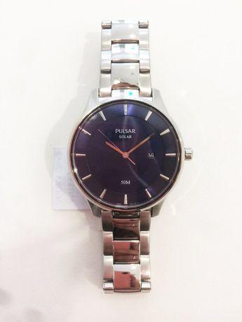 Relógio Pulsar Seiko Corporation, solar Novo e Original