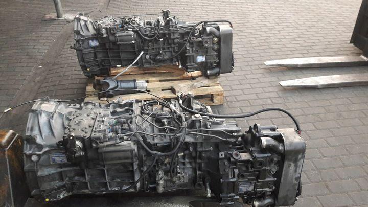 sprzedam skrzynię ZF 12AS2331TD Płock - image 1