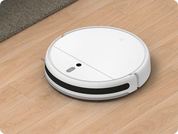 Робот-пылесос моющий Xiaomi Mijia 1C Sweeping Vacuum Cleaner STYTJ01ZH
