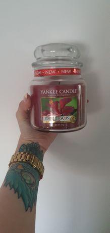 Świeca yankee Candle pink hibiscus