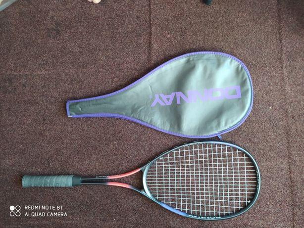 Ракетка для тенниса с чехлом DONNAY