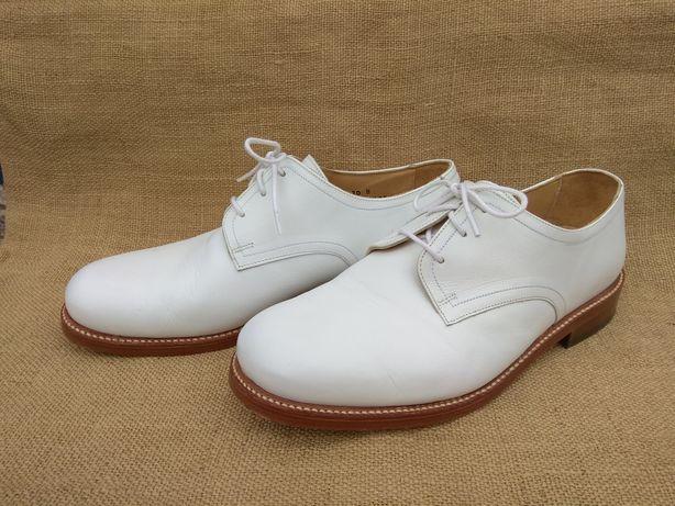 Туфли белые Defensie р.42, стелька 28см
