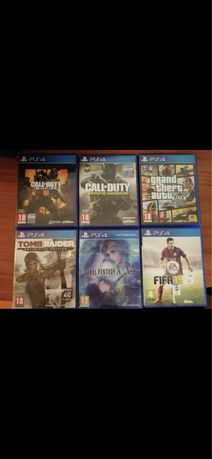 Onze jogos playstation 4