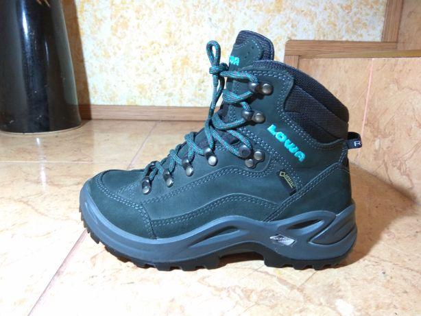 Ботинки LOWA Renegade GTX Оригинал . Осень-зима.
