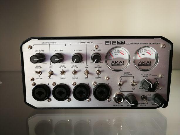 Interface áudio usb AKAI EIE Pro