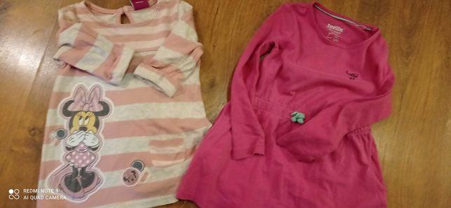 Bluzka -tunika Disney George sukienka lupilu 86 dziewczynka