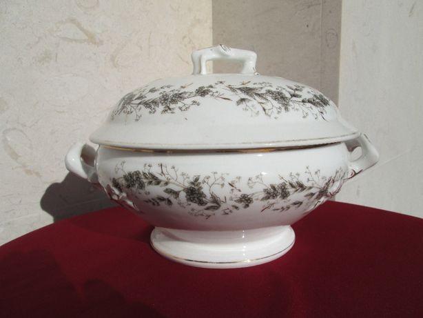 Prato Coberto / Terrina Vista Alegre (1881/1921) - Armazéns Grandella