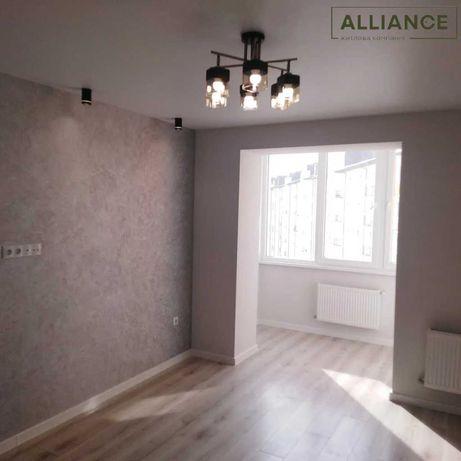 Продається  велика 2х кімнатна квартира з ремонтом у новобудові