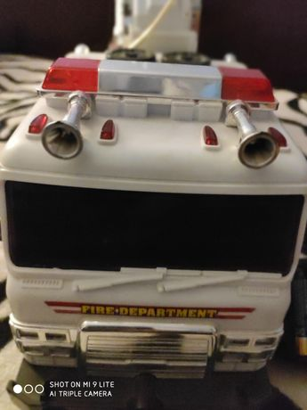 Wóz strażacki ,, Zabawki,, lata 90 te