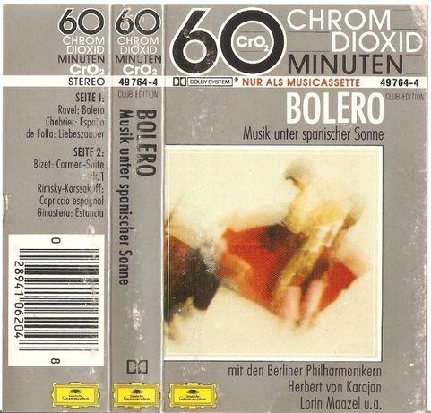 BOLERO -Musik unter spanischer Sonne
