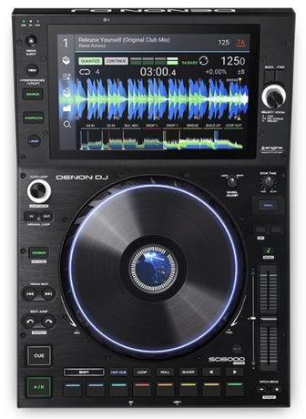 Denon DJ SC6000 Prime - Multimedialny Odtwarzacz DJ Nowy