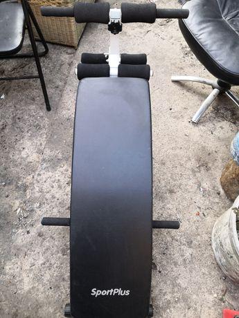 Ławka do ćwiczeń SportPlus